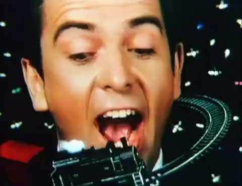 Watch and share Peter Gabriel - Sledgehammer GIFs on Gfycat