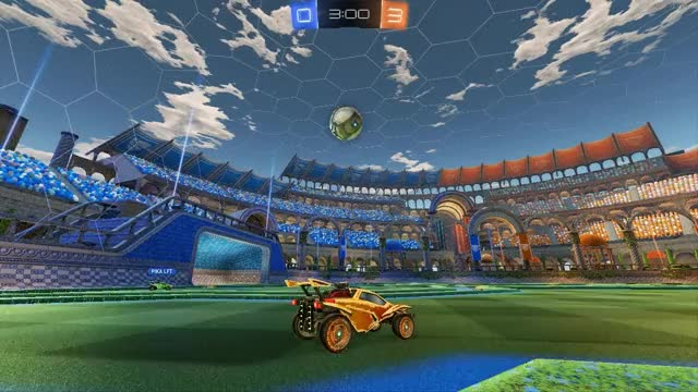 Watch and share Rocket League GIFs by lumision on Gfycat