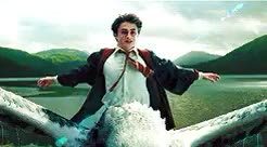 Watch and share Prisoner Of Azkaban GIFs and The Boy Who Lived GIFs on Gfycat