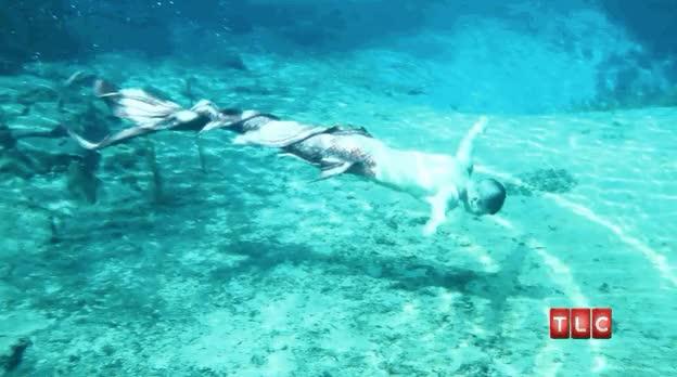 Watch and share Uomo Sirena GIFs on Gfycat