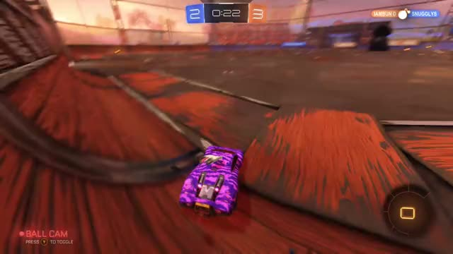 Watch Calculated Hat Trick. GIF by DWBIT (@dwbowdit) on Gfycat. Discover more RocketLeague GIFs on Gfycat