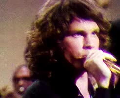 Watch and share Mr Mojo Risin GIFs and Jim Morrison GIFs on Gfycat