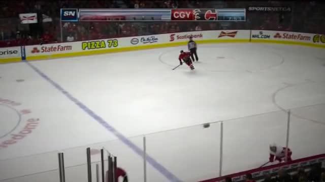 Watch Pavel Datsyuk Big Hit on Johnny Gaudreau 7/11/14 GIF on Gfycat. Discover more hockey, magic, nhl GIFs on Gfycat