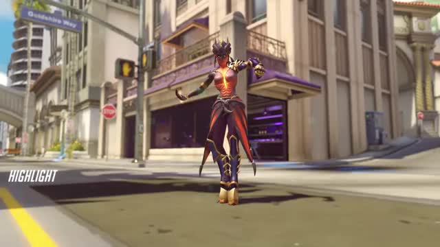 Watch and share Highlight GIFs and Overwatch GIFs by t3hg00se on Gfycat