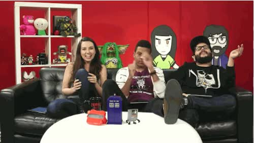 Watch and share Trisha Hershberger Game Of Thrones Gif animated stickers on Gfycat