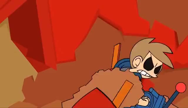 Watch and share Eddsworld - The End (Part 2) GIFs on Gfycat