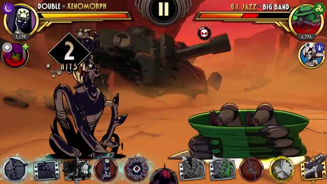 Watch Double Xenomorph GIF by Skullgirls Mobile (@sgmobile) on Gfycat. Discover more sgmobile, skullgirls GIFs on Gfycat