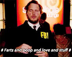 Watch and share Parks And Rec Gif GIFs and April Ludgate GIFs on Gfycat