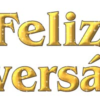 Watch and share Feliz Aniversario animated stickers on Gfycat