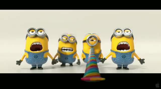 Watch Minions GIF on Gfycat. Discover more despicable me GIFs on Gfycat