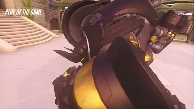 Watch and share Overwatch GIFs and Reinhardt GIFs by phoenixgaming on Gfycat