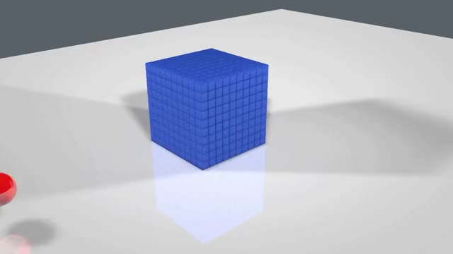 Watch and share Cubes VS Ball GIFs by high_quality_gifs on Gfycat