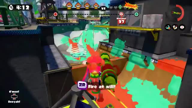 Watch and share Splatoon GIFs by mowse on Gfycat