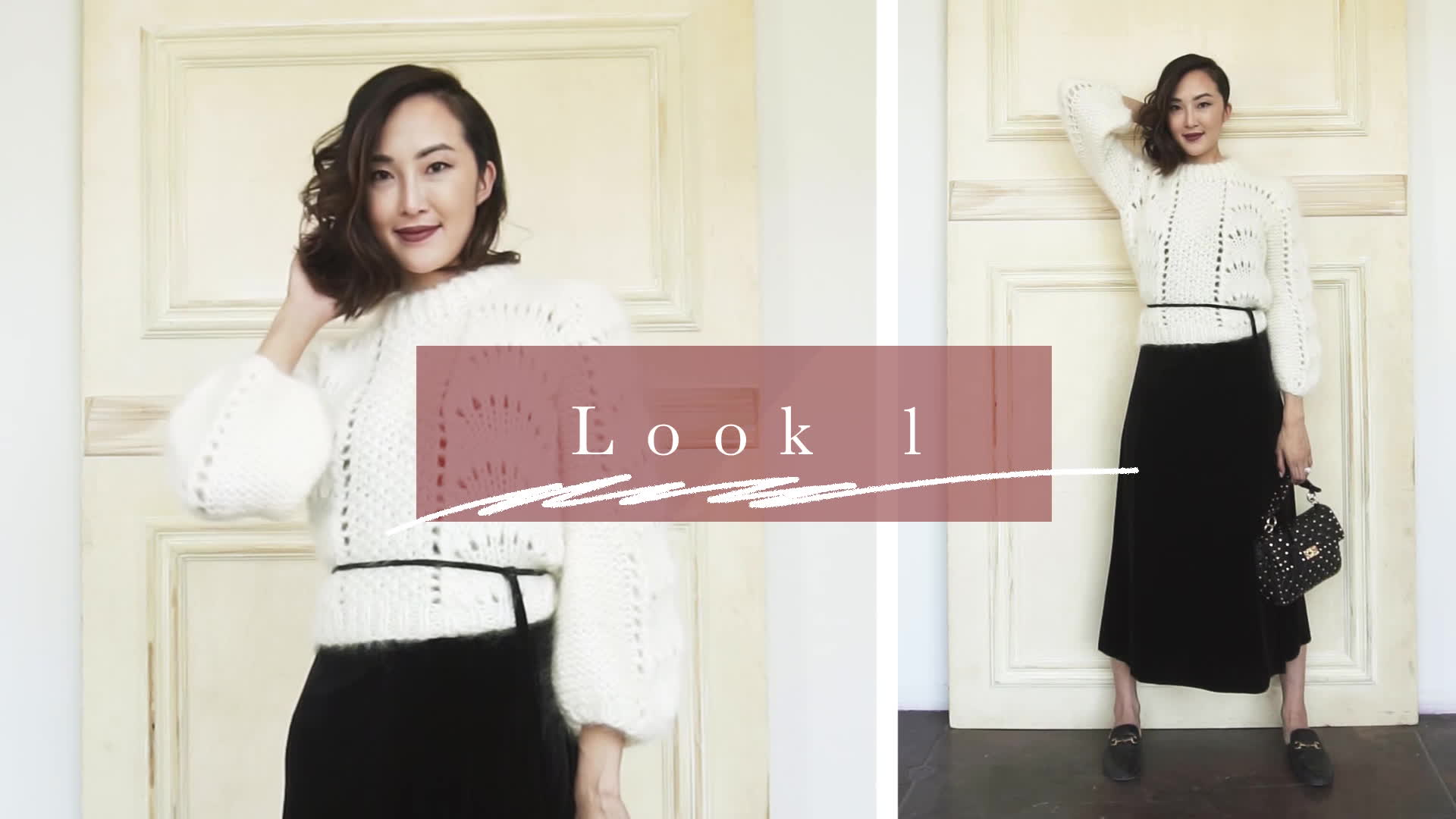 Chỉ với 1 chiếc váy, bạn đã có thể biến hóa muôn vàn phong cách như nàng fashion blogger Chriselle Lim