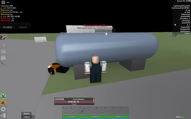Watch and share Roblox 02 05 2018 01 22 21 GIFs on Gfycat