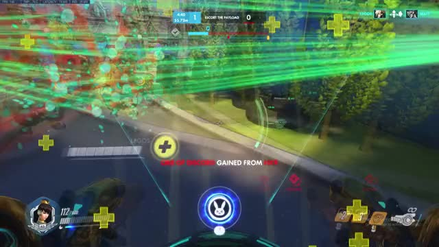 Watch and share Overwatch GIFs by kimarah on Gfycat