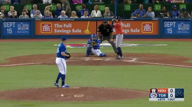 Watch and share Toronto Blue Jays GIFs and Houston Astros GIFs on Gfycat