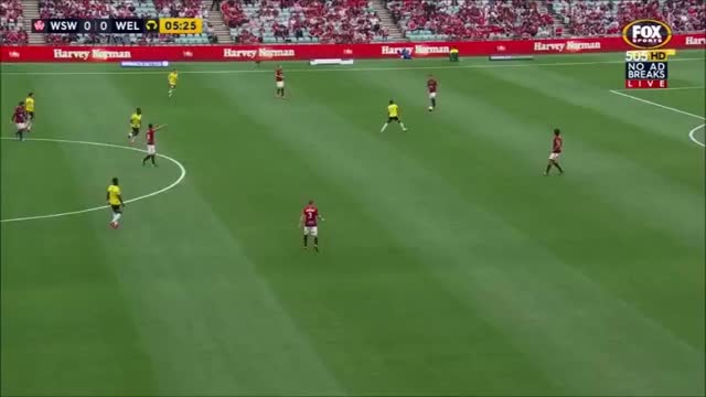 Watch McG shot WSWvWel GIF by @football22 on Gfycat. Discover more related GIFs on Gfycat