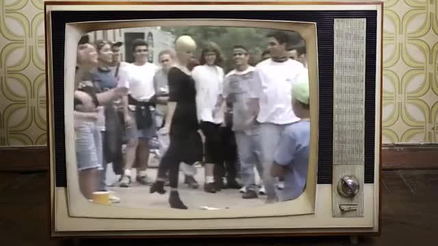 Watch Madonneta GIF on Gfycat. Discover more Live, Vinyl, brasil, cinema, erotica, hbo, madonna, musical, vogue GIFs on Gfycat