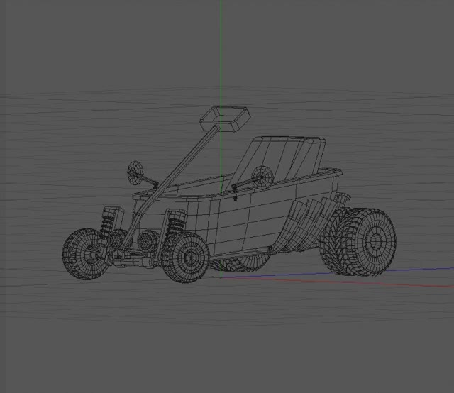 Watch and share 3d Turnaround GIFs and Wireframe GIFs by Devil's Garage on Gfycat