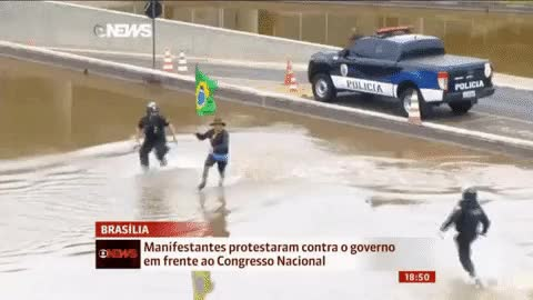 Watch Funny brazilian protest GIF on Gfycat. Discover more related GIFs on Gfycat
