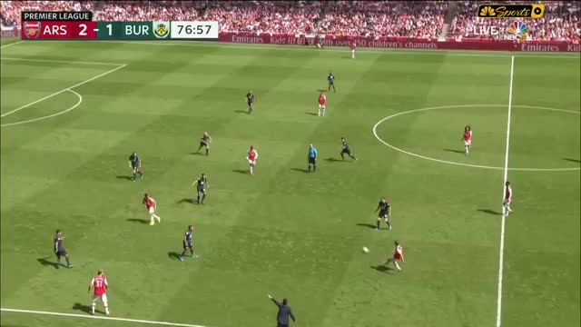 Watch and share Arsenal GIFs and Burnley GIFs on Gfycat