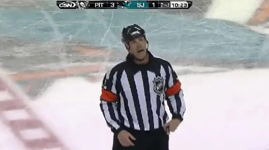 Watch Referee Hockey GIF on Gfycat. Discover more related GIFs on Gfycat