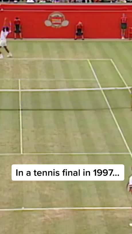 Tennis - gif