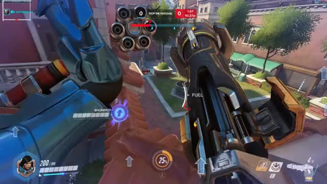 Watch and share Overwatch GIFs and Ana GIFs by Mike Cupples on Gfycat