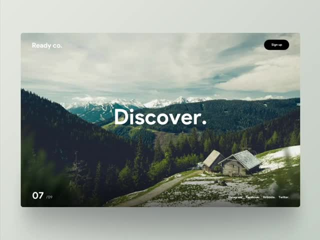 Watch and share Discover-dribbble GIFs on Gfycat