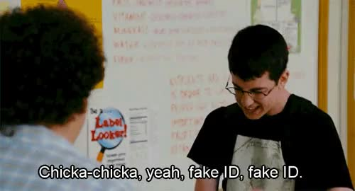 Watch and share Superbad GIFs and Mclovin GIFs on Gfycat