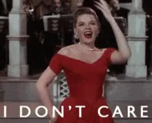 Watch and share I Don't Care GIFs on Gfycat