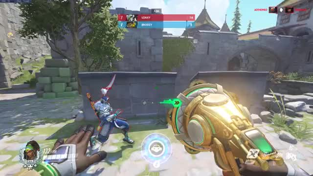 Watch and share Genji Outplayed GIFs by b_rodzy on Gfycat