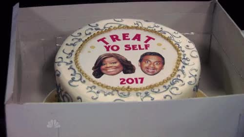 Watch and share Treat Yo Self 2017 GIFs on Gfycat