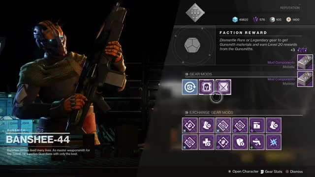 Watch kinetic mods RNGeebers GIF by Gamer DVR (@xboxdvr) on Gfycat. Discover more AlwaysGunN4U, Destiny2, xbox, xbox dvr, xbox one GIFs on Gfycat