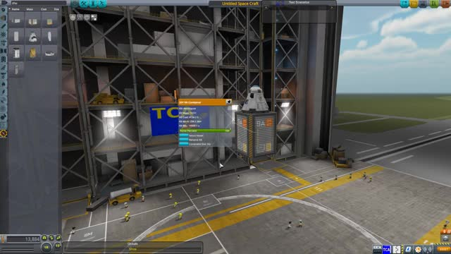 Watch Ground Construction: restricting bulkhead size of a DIY kit GIF on Gfycat. Discover more Ground Construction, KSP, Kerbal Space Program, mod GIFs on Gfycat