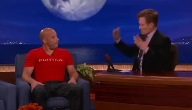 Watch and share Vin Diesel GIFs on Gfycat