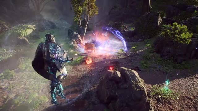 Watch and share Anthem Storm Javelin Abilities And Gameplay GIFs on Gfycat