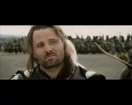 Watch and share Aragorn GIFs and Legolas GIFs on Gfycat