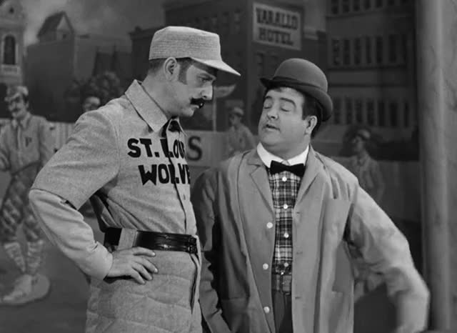 Watch and share Abbott & Costello I Don't Care GIFs by Ricky Bobby on Gfycat