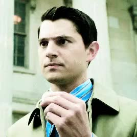 Watch and share Nicholas D'agosto GIFs and Harvey Dent GIFs on Gfycat