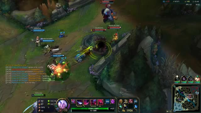 Watch and share Check Out My Video! League Of Legends | Captured By Outplayed GIFs by Overwolf on Gfycat