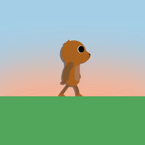 Watch walk GIF by Clipanator (@clipanator) on Gfycat. Discover more related GIFs on Gfycat