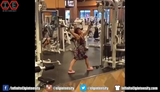 Watch and share Best Gym Exercise GIFs on Gfycat