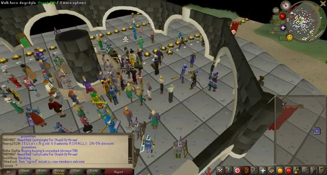Watch and share 2007scape GIFs by totttty on Gfycat