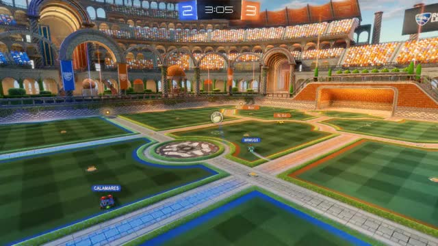 Watch and share Rocket League GIFs and Videogames GIFs by awesomender on Gfycat