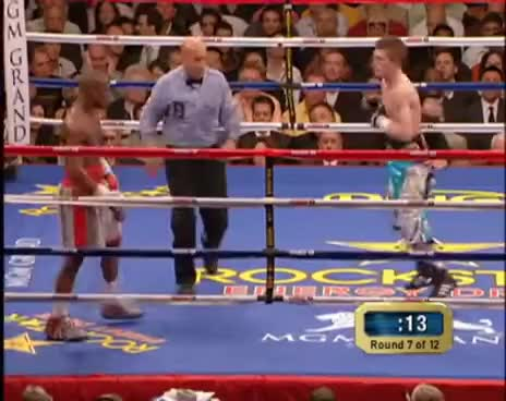 Watch Mayweather - Check Hook GIF on Gfycat. Discover more related GIFs on Gfycat