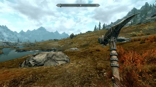 Watch and share Gamephysics GIFs and Skyrim GIFs by acediagiovoi on Gfycat