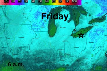 Watch and share Model Forecast Of Temperatures Today.Kelly Reardon, Cleveland.com GIFs on Gfycat