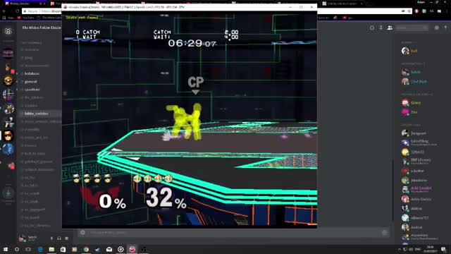 Watch and share Uthrow FH Uair Concept Vs Peach GIFs by benrachman on Gfycat